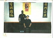 Sifu Darby with Grandmaster William Cheung 1999