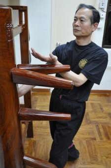 Cheng Chuen Fun Dummy