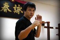 Kong Chi-Keung 江志強