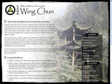 Sunshine Coast Wing Chun