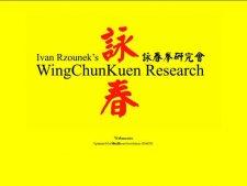 Mai Gei Wong Wing Chun International - European Branch