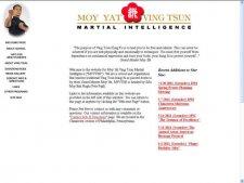 Moy Yat Ving Tsun Martial Intelligence