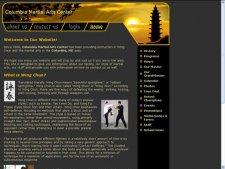 The Wing Chun Gung Fu School of Columbia MD