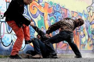 Street Fighting