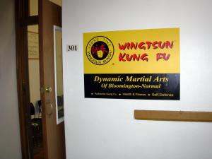 Dynamic Martial Arts of Bloomington-Normal, Suite 301