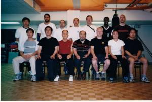 Ho Kam Ming Wing Chun Seminar
