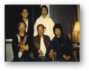 Sum Nung, Kwok Wan Ping, Chun Ming Lee & Sifu Alton Miller