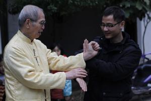 Fok Chiu and Chen Fong - May 2012 - GuangXi, GuiPing, CHINA