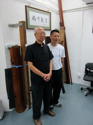 Chu Shong Tin, Ma Kee Fai