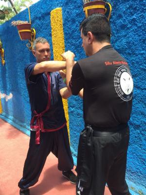 Chi Sau with Sifu Alexis Martinez