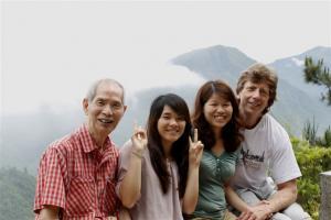 Fok Chiu, Coco Liu, Amy Chun, John Jurewicz