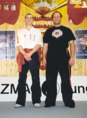 Ben Buchli, Jurg Ziegler