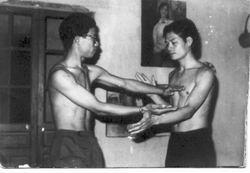 Nguyễn Ngọc Nội, Nguyễn Xuân Thi