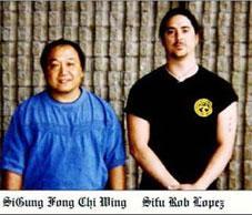 Augustine Fong, Robert Lopez