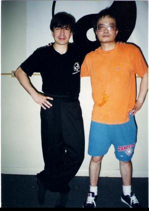 Randy Williams & Tony Chan