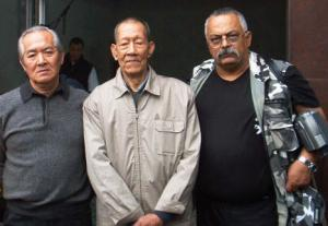 Wong Long Ching, Kwok Fu, Alan Vasquez