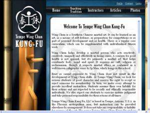 Tempe Wing Chun