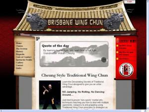 Brisbane Wing Chun - Home