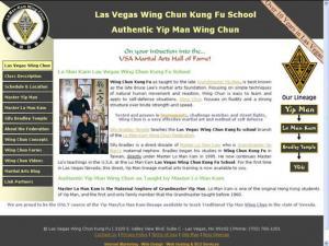 Lo Man Kam Wing Chun Las Vegas Kung Fu School