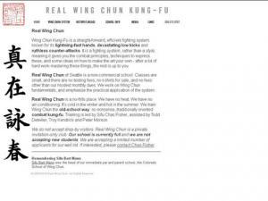 Real Wing Chun Kung-Fu Club