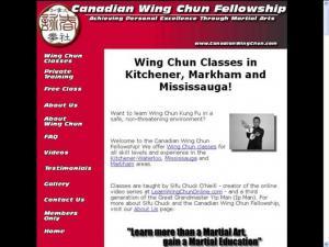 Revolution Wing Chun Kung Fu