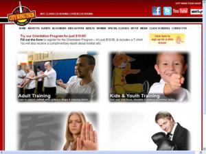 City Wing Tsun - NC Branch
