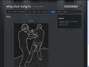 Wing Chun Kung Fu Romaina
