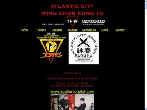 Atlantic City Wing Chun Kung Fu