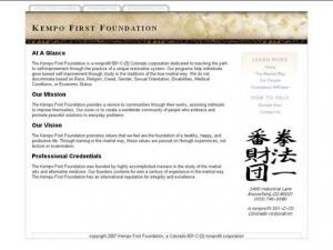 Colorado School of Wing Chun