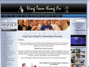 Ving Tsun Kung Fu school Harderwijk