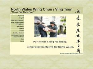 North Wales Wing Chun
