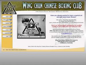 Wing Chun Chinese Boxing Club