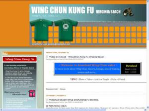 Virginia Beach Wing Chun