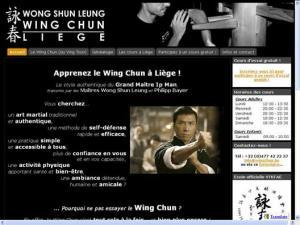 Wing Chun Liege - Ving Tsun Kung Fu Association Belgium asbl