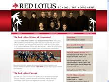 Red Lotus School of Movement
