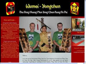 Wumei-Yongchun, School for Wing Chun and Gwan Tao Silat