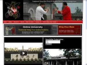 Traditional Wing Chun Fu Academy North America Headquarters