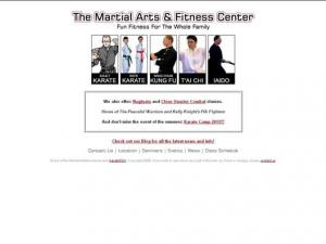 The Martial Arts and Fitness Center