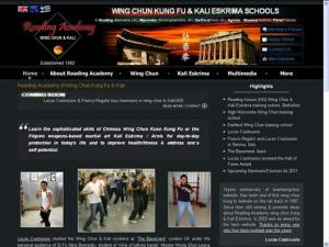 Reading Academy Wing Chun & Kali