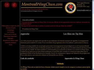 Club de Wing Chun Gung Fu Michel Boulet