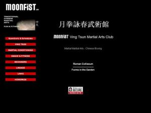 MOONFIST Ving Tsun Martial Arts Club