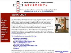 Christian Wushu Fellowship