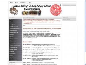 Chan Shing U.S.A. Wing Chun Deutschland