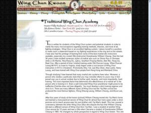 Michigan Wing Chun Academy