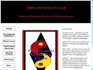 Portland Kung Fu Club