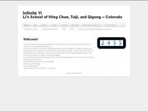 Li's School of Wing Chun, Taiji, and Qigong—Colorado