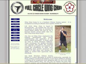 Full Circle Wing Chun