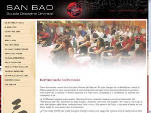 San Bao - Centro Studi Kung Fu
