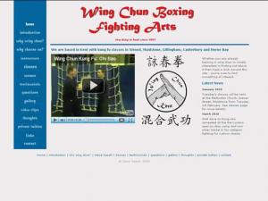 Self Protection Systems - Wing Chun Kung Fu and Fighting Arts