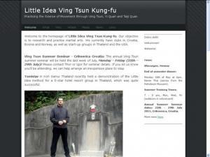 Little Idea Wing Chun Kung fu